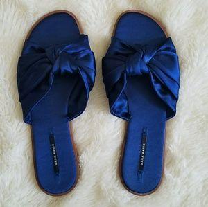 Zara women's flat sandal